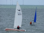 Club Sprint 15 - flying in Force 6