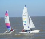 race in east wind